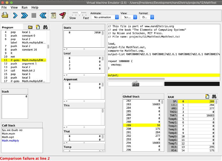 Screenshot - VMEmulator